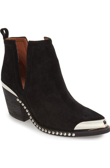 Main Image - Jeffrey Campbell 'Optimum' Pointy Toe Bootie (Women)