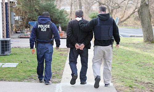 ICE is bragging about getting criminals off the streets; Chelsea Clinton may not like it but other Americans do