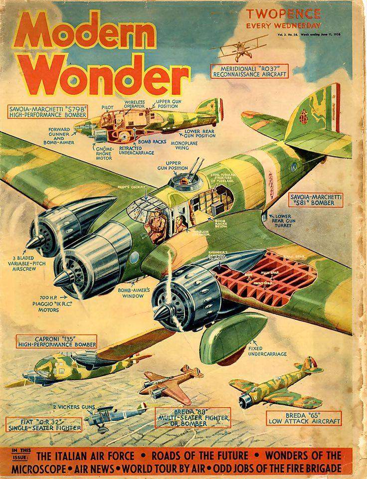 1938 ... Italian Air force   Flickr - Photo Sharing!