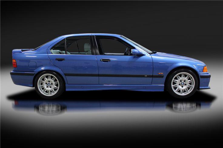1997 BMW M3 4-Door Sedan