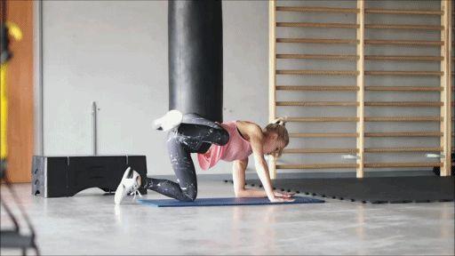 ćwiczenia na szczupłe nogi i dużą pupę