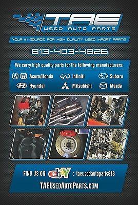 Honda Factory Parts