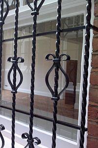 Decorative Window Bars - Example 14