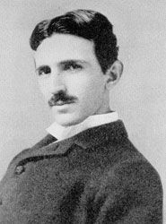 Nikola Tesla- Generate your own (only a few volts) electricity- out of thin air, with a very simple schematic... free electricity IS possible.