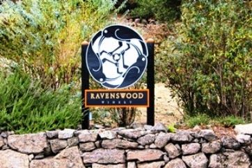 Blending your own wine at Ravenswood Winery in Sonoma