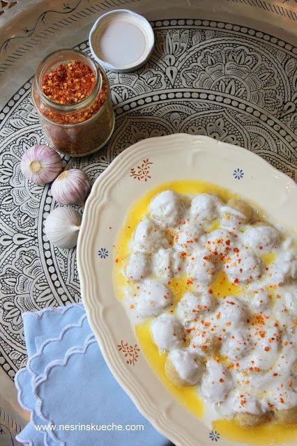 Hafif Mutfak: Sarımsaklı Yoğurtlu Bulgur Köfteleri