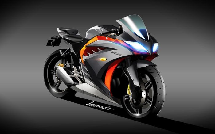 YZF R25 alternative design