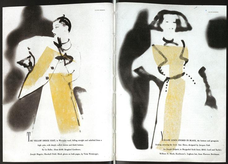 Alexey Brodovitch | Harper's Bazaar | Typography