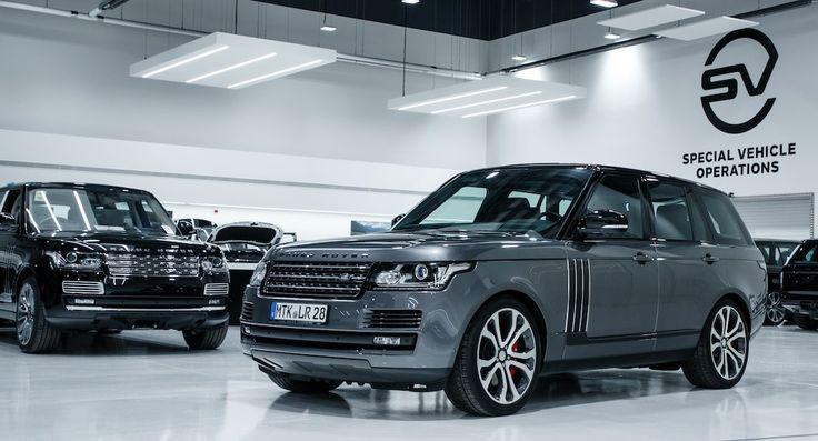 Der neue Range Rover SVAutobiography Dynamic 2018