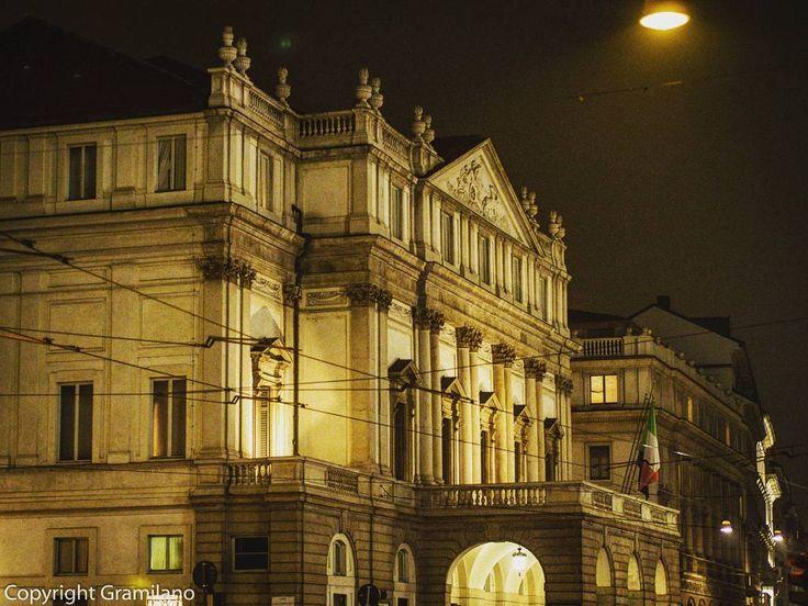 Teatro alla Scala in Milan... always glorious #lascala # ...