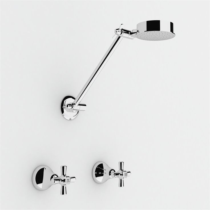 Stylus WELS 3 Star Venecia II Shower Set