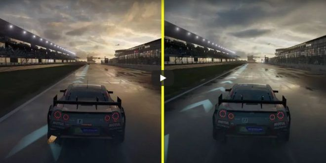 Forza 7 Xbox One X and Xbox One S Graphics Comparison Video and PC Requirements