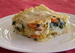 Garden- Style Lasagna | Recipe Girl