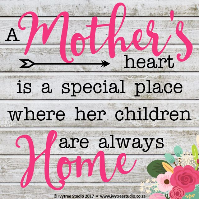 Ivytree Studio  #mothersday #motherquotes