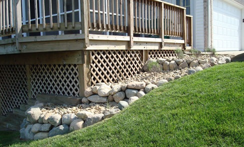 38 best images about Side yard landscaping on Pinterest ... on Inclined Backyard Ideas id=26504