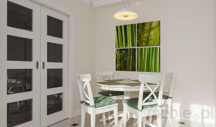 Obraz - Bambusy, Artgeist - Wyposażenie wnętrz
