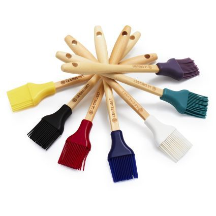 http://www.surlatable.com/product/PRO-651885/Le Creuset Silicone Pastry Brushes
