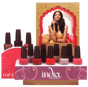 OPI collections 2008