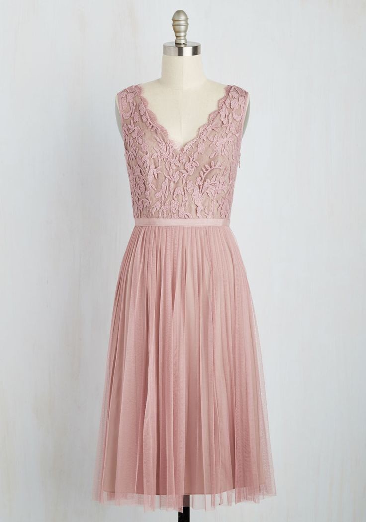 Old Rose Casual Dress | Attending Old Rose Casual Dress ...