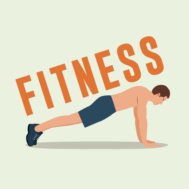 Fitness Man Doing Push Ups Fitness Push Up Sit Up Png And Vector With Transparent Background For Free Download Push Up Mens Fitness Man