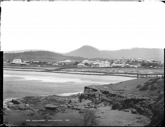The Esplanade, Wollongong by Powerhouse Museum Collection, via Flickr