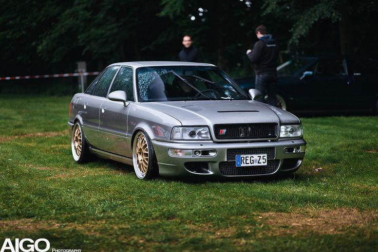 Audi 90 Quattro - 20V Turbo