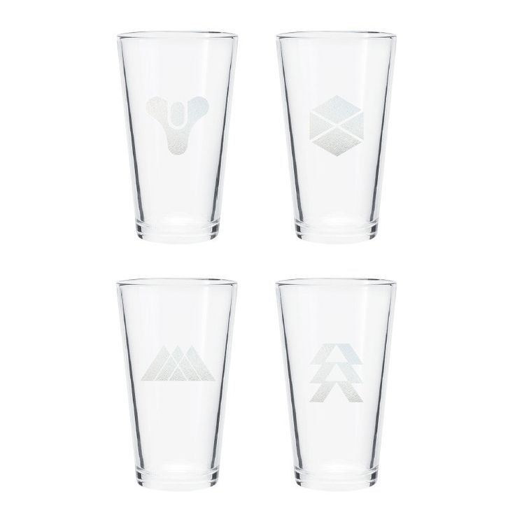 For Rob: Guardian Class Pint Glasses - etch my own - would be super cheap!
