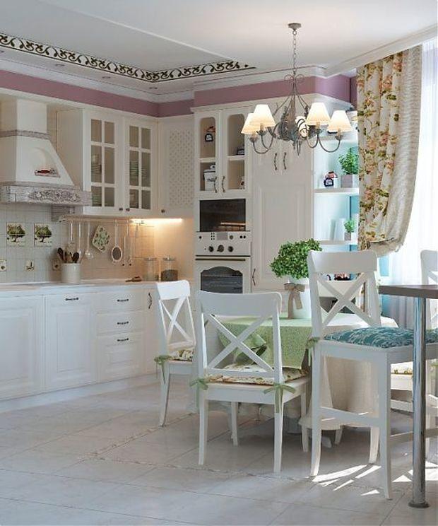 интерьер кухни в стиле прованс 70 фото незабываемого дизайна In