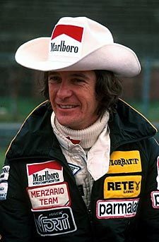 Arturo Merzario It, the guy who saved Niki Lauda, 1 off my F1 heroes.