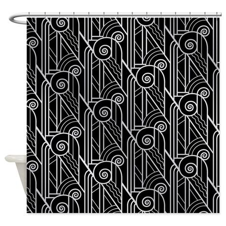 20 best art deco shower curtains images on pinterest | shower