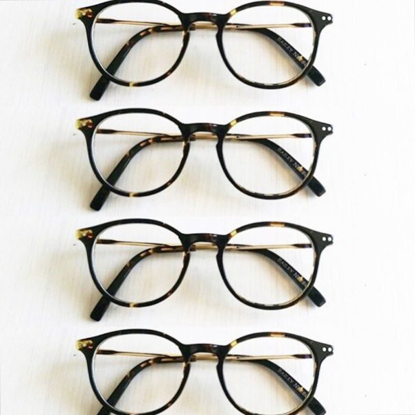 Combination frames are making a comeback this autumn With a nod to the 1950's…