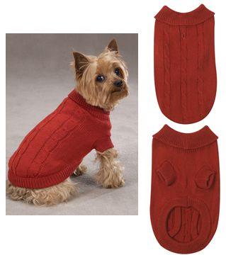 Dog Sweater
