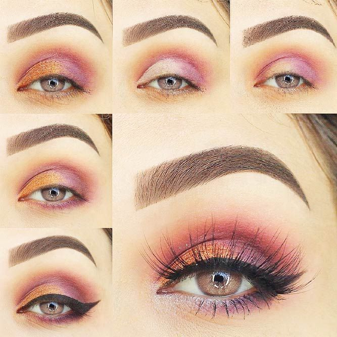 Smokey eye tutorial is the most required thing when it comes to the world of beauty. We are here to help you achieve that uniqueness you have been seeking for! #makeup #makeuplover #makeuptutorial