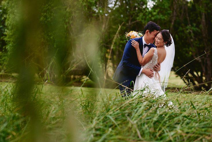 Weddings should always be this much fun #weddingphotography #bowral #southernhighlands #gardenwedding #brideandgroom #davidhenryphotography