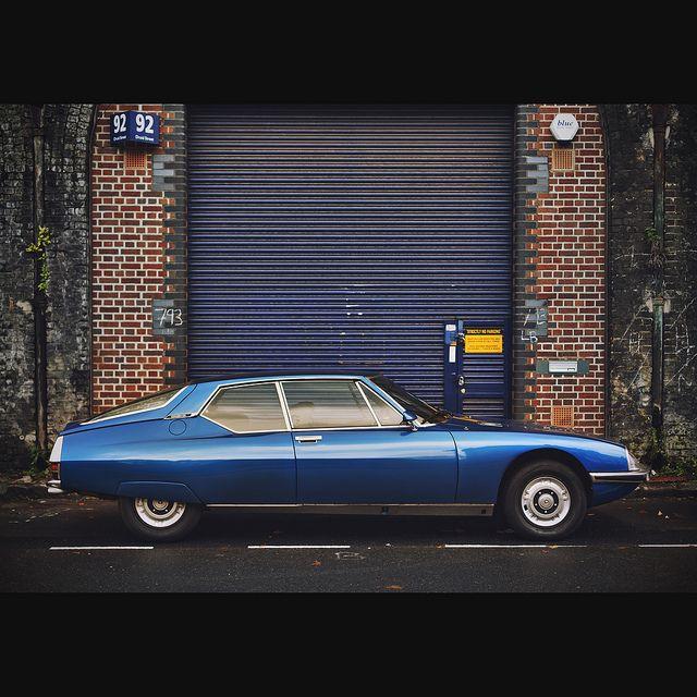 Citroen SM by Mario Kemp_S, via Flickr