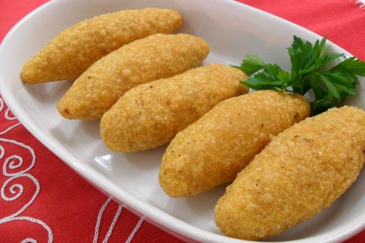 Versão vegana do tradicional bolinho do Vale do Paraíba/SP