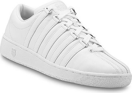 K-Swiss-Classic Luxury. Absolute Favorite shows in the universe!!! Amazing pair of shoes here!