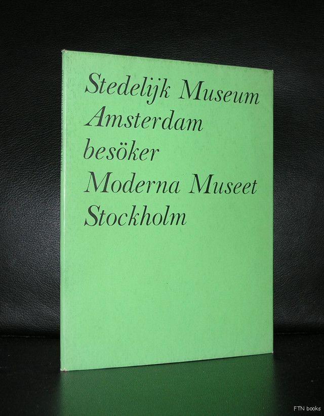 Moderna Museet Stockholm# STEDELIJK MUSEUM# 1961, nm