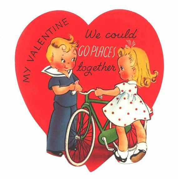 691 best CardsVintage Valentines images – Vintage Valentine Cards to Print