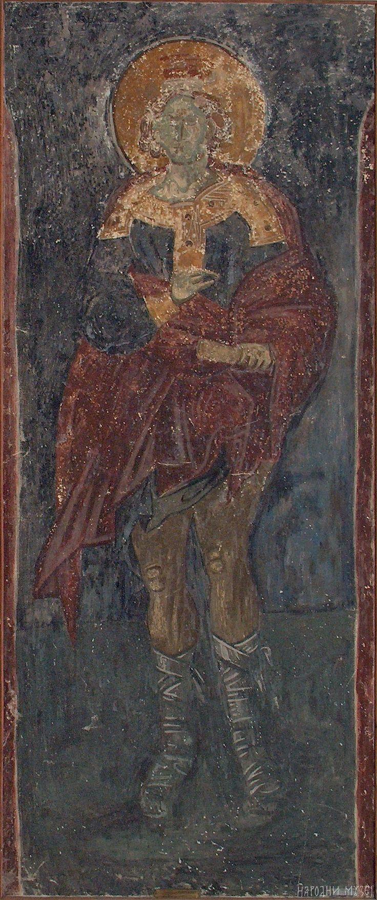 Освит ренесансе – Нова слика света на српским фрескама 14. века «  Народни музеј у Београду