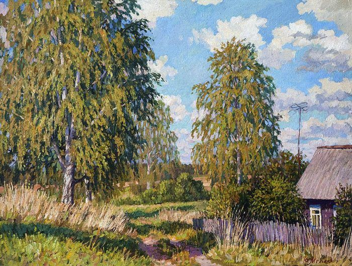 работы Юрия Мелькова – 07