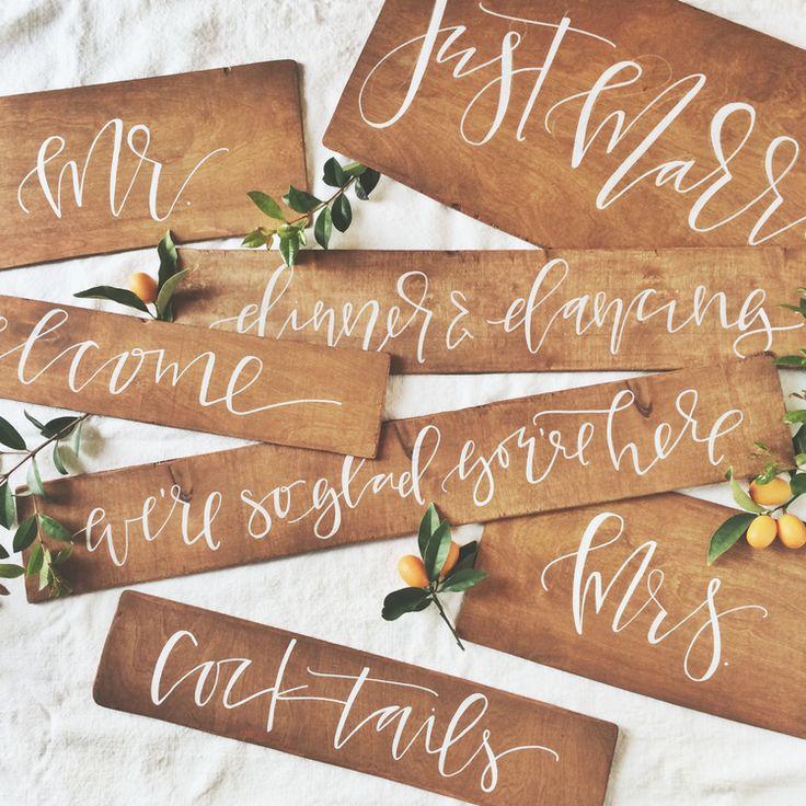 calligraphy — A Fabulous Fete
