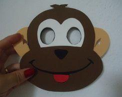 Máscara de Macaco -Sapeca