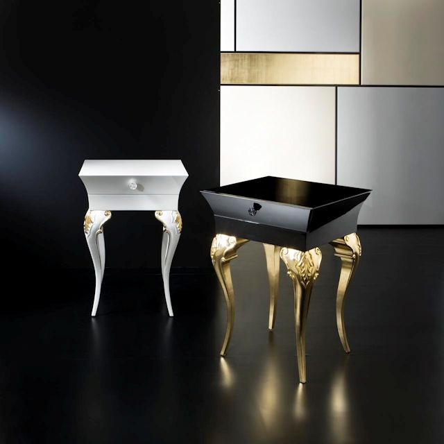 Art. MK-151 MK-151 A - Sude tables  Presented at iSaloni, Milano on 2012