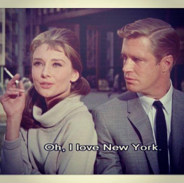 """Oh, I love New York"" <3"