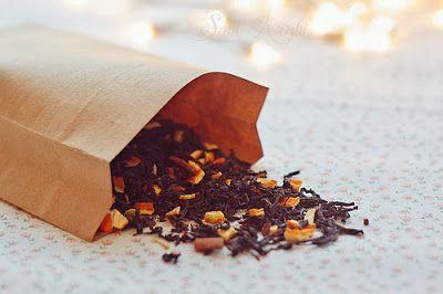 Кулинарные рецепты: Пряный зимний чай своими руками