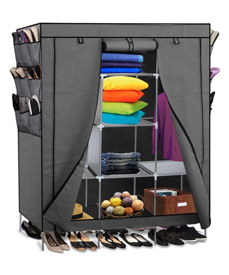 1000+ Ideas About Portable Wardrobe On Pinterest