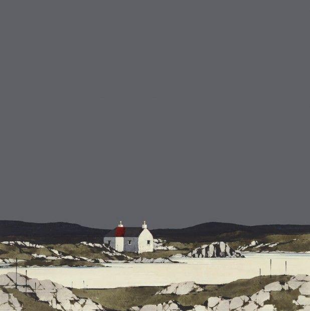 Ron Lawson, Traig Mor, Barra. SLE Print | Scottish Contemporary Art