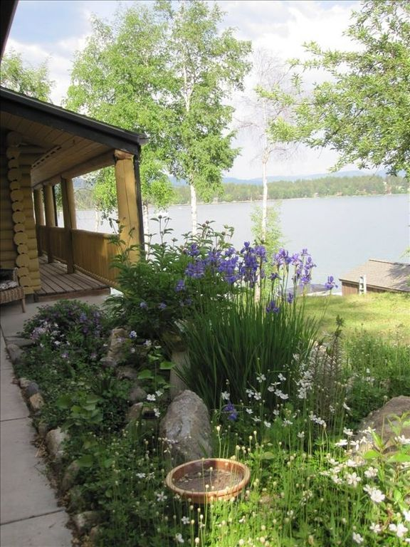 3 Bedroom House on Whitefish Lake, Private... - HomeAway Whitefish