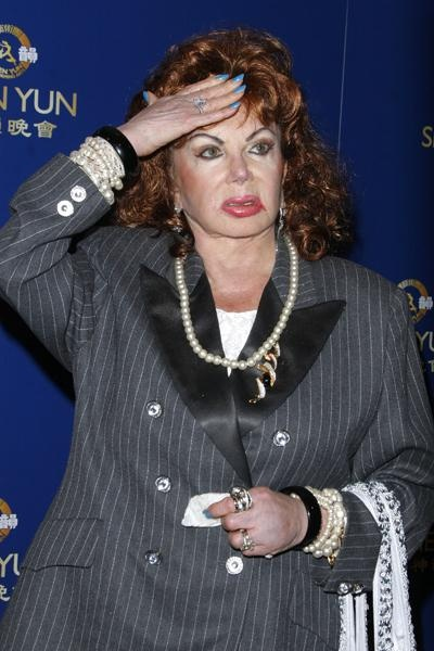Jackie Stallone: Shocking Celebrity Plastic Surgery Disasters Photos - Celebrity Pictures at Hollyscoop